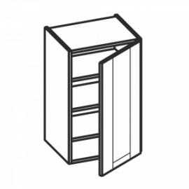 Olivia Soft Górna 1 drzwi, 3 półki W...1/100