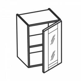 Olivia Soft Górna witryna 1 drzwi, 1 półka WW...1/64