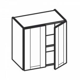 Olivia Soft Górna 2 drzwiowa, 1 półka W../64