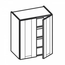 Olivia Soft Górna 2 drzwiowa, 3 półki W.../100