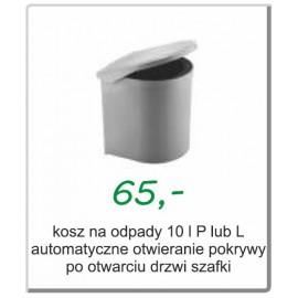 Kosz na odpady 10 l