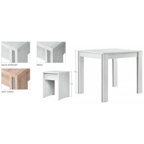 Stół Olivia Soft