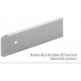 Listwa ALU boczna (lewa/prawa)