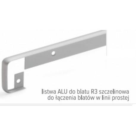 Listwa ALU szczelinowa
