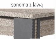 Sonoma z Lawą ST